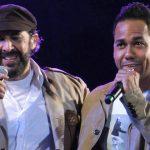 Concierto de Juan Luis Guerra y Fonseca en Guatemala, 08 Diciembre 2018