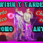Concierto de Wisin y Yandel en Guatemala, sábado 23 de febrero 2019